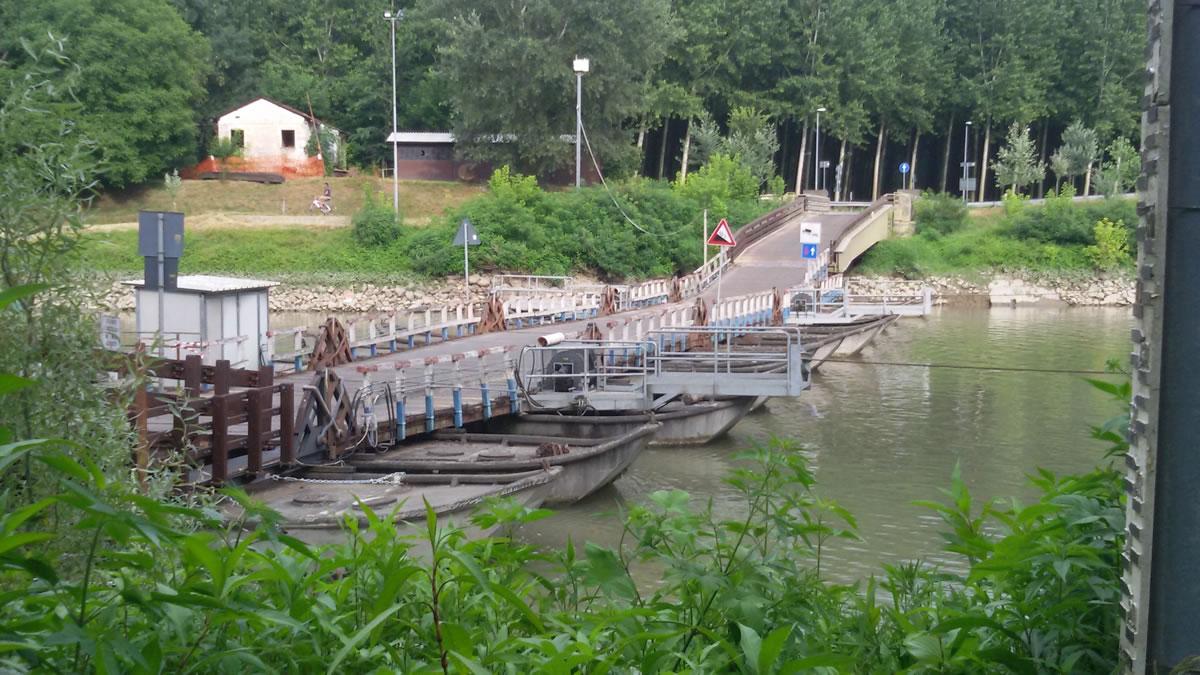 Ponte Torre d 'Oglio