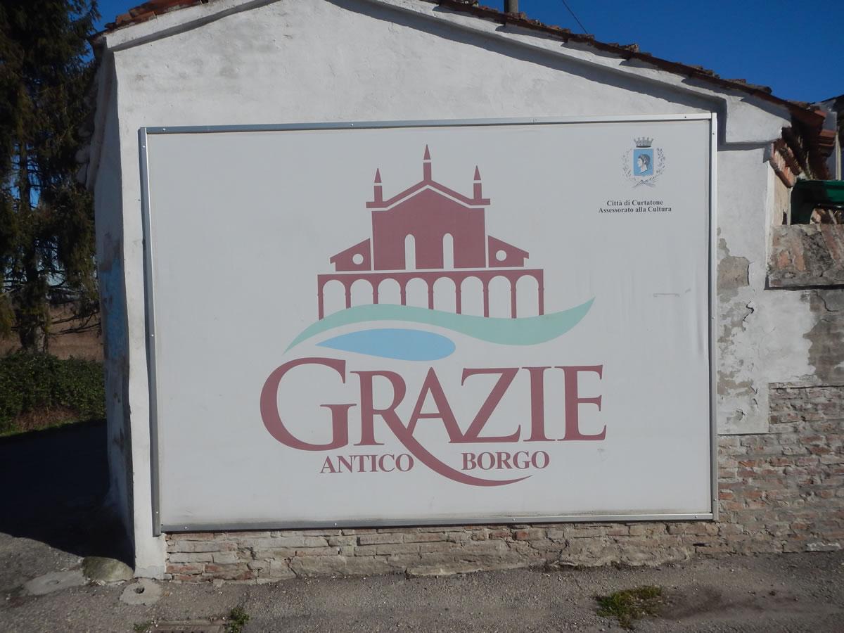 L'antico borgo delle Grazie