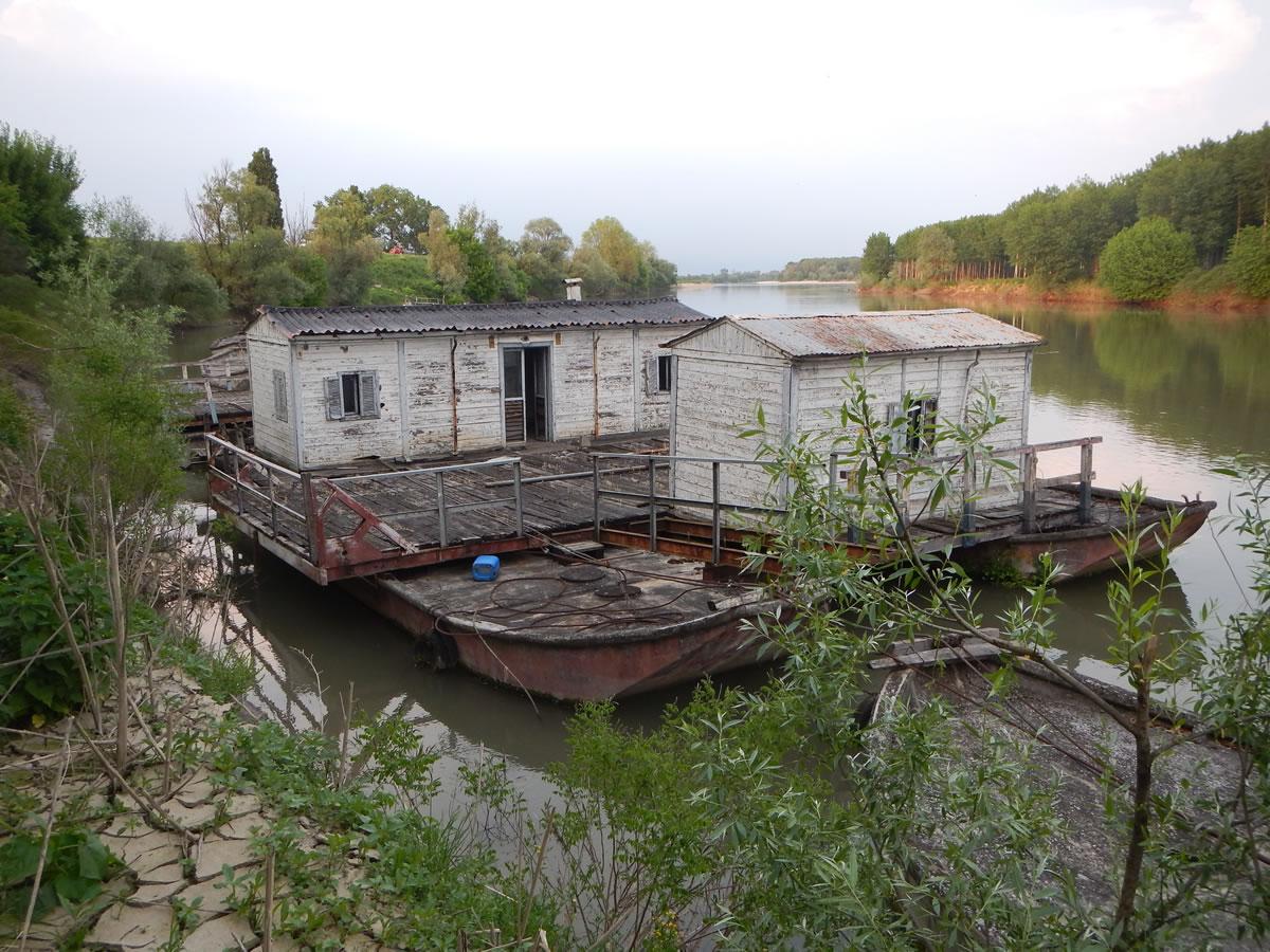 La vecchia casa dei pontieri